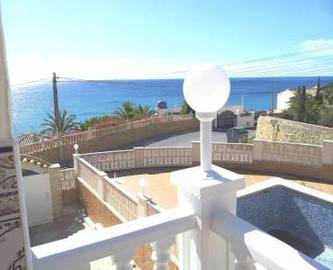 el Campello,Alicante,España,4 Bedrooms Bedrooms,3 BathroomsBathrooms,Chalets,18015