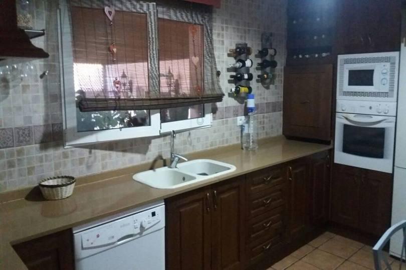 San Vicente del Raspeig,Alicante,España,3 Bedrooms Bedrooms,2 BathroomsBathrooms,Chalets,18024
