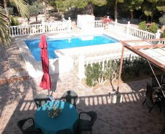 San Vicente del Raspeig,Alicante,España,5 Bedrooms Bedrooms,4 BathroomsBathrooms,Chalets,18033