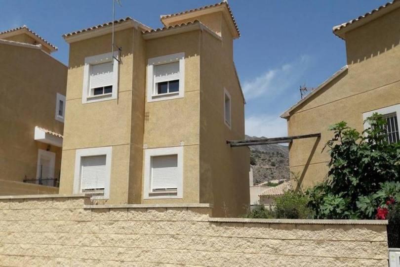 Aigües,Alicante,España,2 Bedrooms Bedrooms,2 BathroomsBathrooms,Chalets,18051