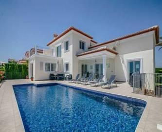 Moraira,Alicante,España,3 Bedrooms Bedrooms,2 BathroomsBathrooms,Chalets,18061
