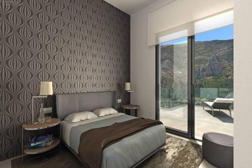 Pedreguer,Alicante,España,3 Bedrooms Bedrooms,2 BathroomsBathrooms,Chalets,18064