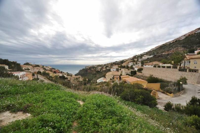 Benitachell,Alicante,España,3 Bedrooms Bedrooms,2 BathroomsBathrooms,Chalets,18065