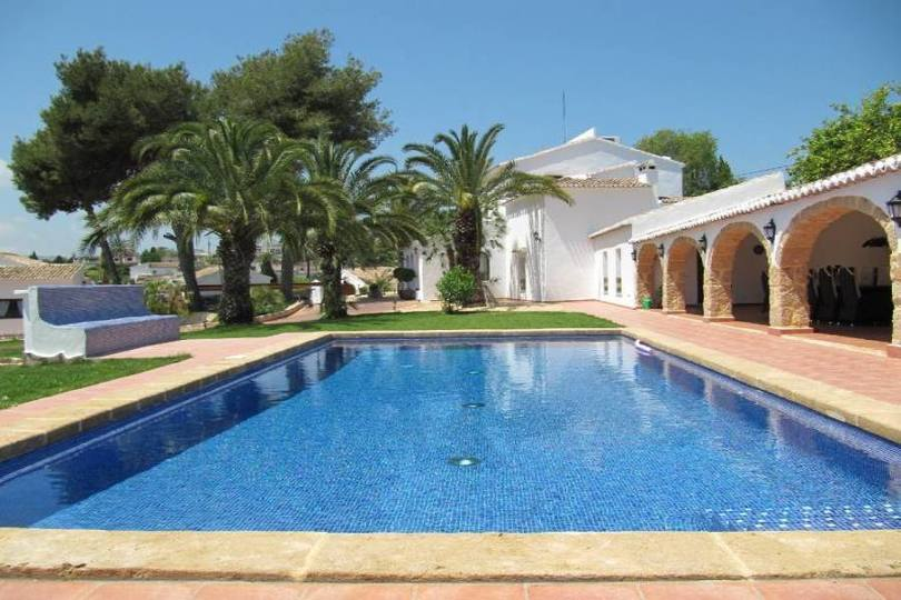 Javea-Xabia,Alicante,España,6 Bedrooms Bedrooms,4 BathroomsBathrooms,Chalets,18066