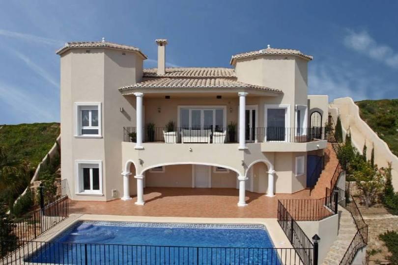 Benitachell,Alicante,España,3 Bedrooms Bedrooms,4 BathroomsBathrooms,Chalets,18070
