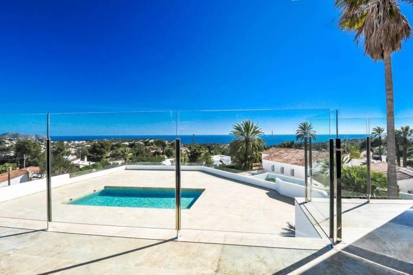 Benissa,Alicante,España,4 Bedrooms Bedrooms,3 BathroomsBathrooms,Chalets,18077