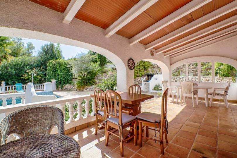 Benissa,Alicante,España,3 Bedrooms Bedrooms,3 BathroomsBathrooms,Chalets,18084