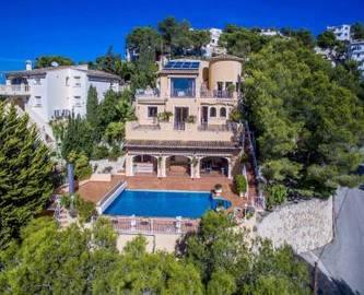 Moraira,Alicante,España,5 Bedrooms Bedrooms,4 BathroomsBathrooms,Chalets,18085