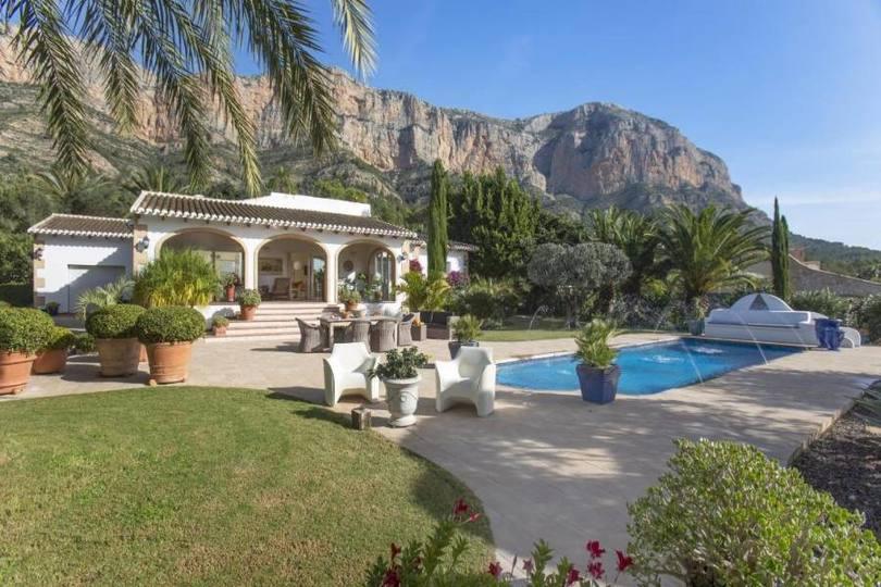 Javea-Xabia,Alicante,España,3 Bedrooms Bedrooms,2 BathroomsBathrooms,Chalets,18086