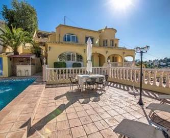 Benissa,Alicante,España,8 Bedrooms Bedrooms,4 BathroomsBathrooms,Chalets,18087