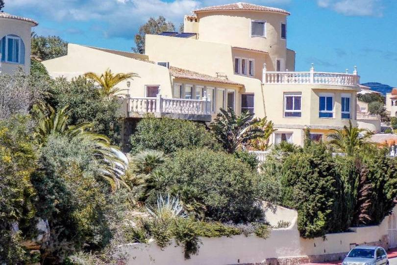 Benitachell,Alicante,España,6 Bedrooms Bedrooms,4 BathroomsBathrooms,Chalets,18088