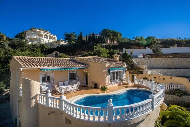 Benitachell,Alicante,España,3 Bedrooms Bedrooms,2 BathroomsBathrooms,Chalets,18089