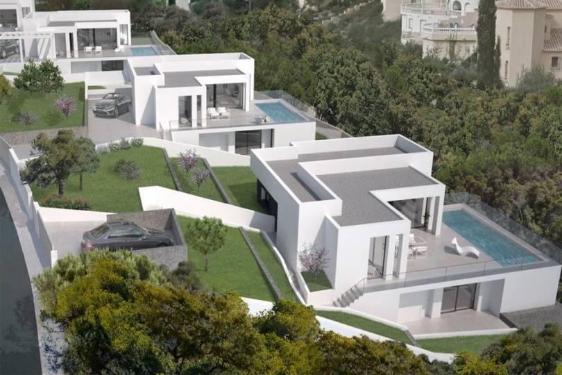 Benitachell,Alicante,España,3 Bedrooms Bedrooms,2 BathroomsBathrooms,Chalets,18091