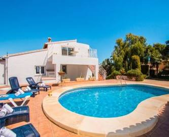 Benissa,Alicante,España,5 Bedrooms Bedrooms,4 BathroomsBathrooms,Chalets,18096