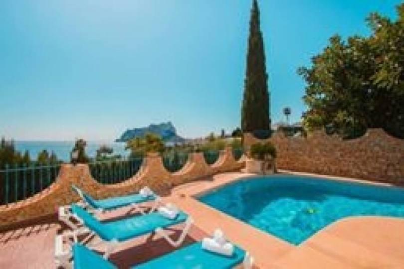 Benissa,Alicante,España,5 Bedrooms Bedrooms,4 BathroomsBathrooms,Chalets,18096
