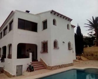 Calpe,Alicante,España,3 Bedrooms Bedrooms,2 BathroomsBathrooms,Chalets,18102