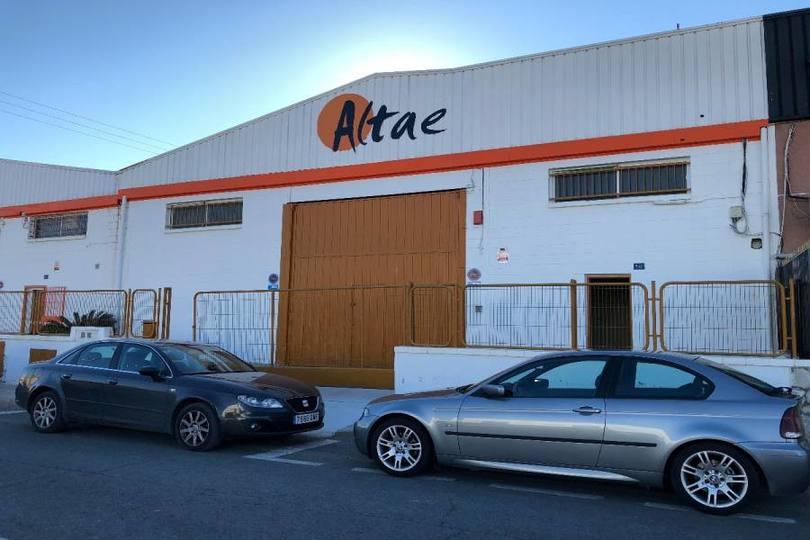 Alicante,Alicante,España,Nave industrial,18122