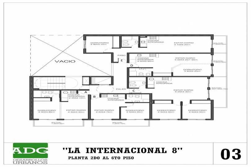 Rosario,Santa Fe,1 Dormitorio Habitaciones,1 BañoBaños,Departamentos,San Juan,2,1152