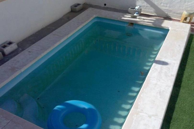 Aspe,Alicante,España,3 Bedrooms Bedrooms,2 BathroomsBathrooms,Chalets,18899