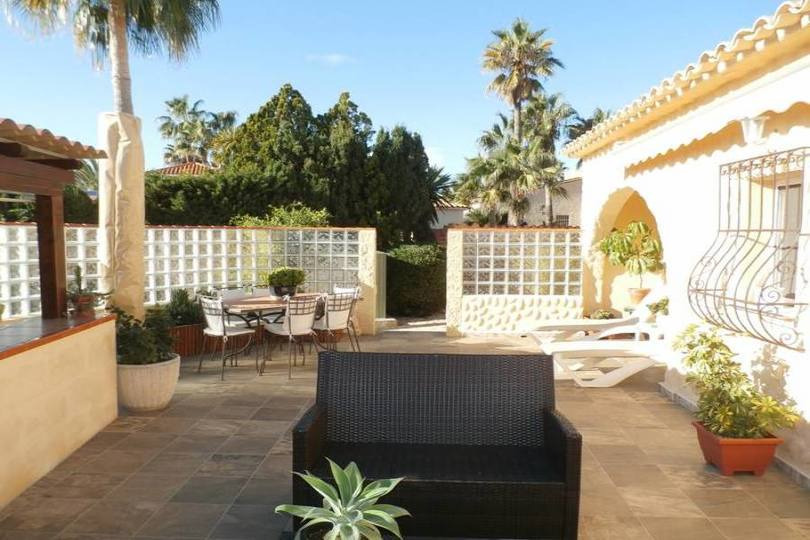 La Nucia,Alicante,España,3 Bedrooms Bedrooms,2 BathroomsBathrooms,Chalets,18914