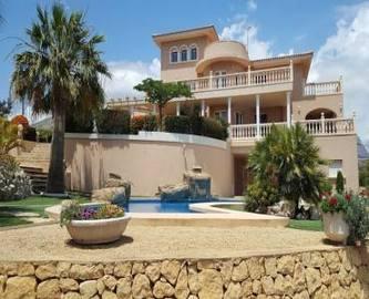 Benidorm,Alicante,España,7 Bedrooms Bedrooms,5 BathroomsBathrooms,Chalets,18921