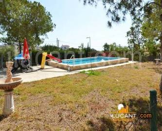 San Vicente del Raspeig,Alicante,España,4 Bedrooms Bedrooms,2 BathroomsBathrooms,Chalets,18942