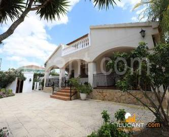 San Vicente del Raspeig,Alicante,España,5 Bedrooms Bedrooms,4 BathroomsBathrooms,Chalets,18950
