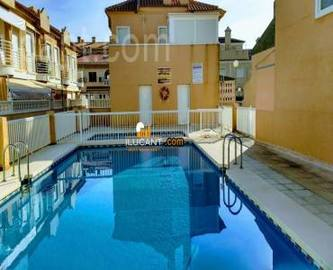 Santa Pola,Alicante,España,2 Bedrooms Bedrooms,2 BathroomsBathrooms,Chalets,18954
