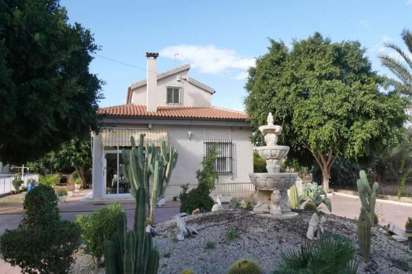 Elche,Alicante,España,6 Bedrooms Bedrooms,4 BathroomsBathrooms,Chalets,18966