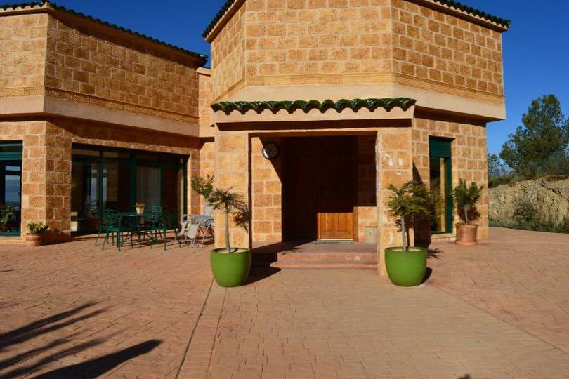 Biar,Alicante,España,2 Bedrooms Bedrooms,2 BathroomsBathrooms,Chalets,18996