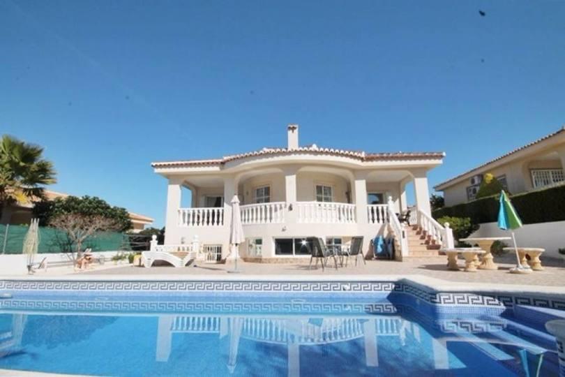 Rojales,Alicante,España,5 Bedrooms Bedrooms,4 BathroomsBathrooms,Chalets,19016