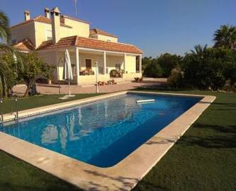 Elche,Alicante,España,5 Bedrooms Bedrooms,3 BathroomsBathrooms,Chalets,19029