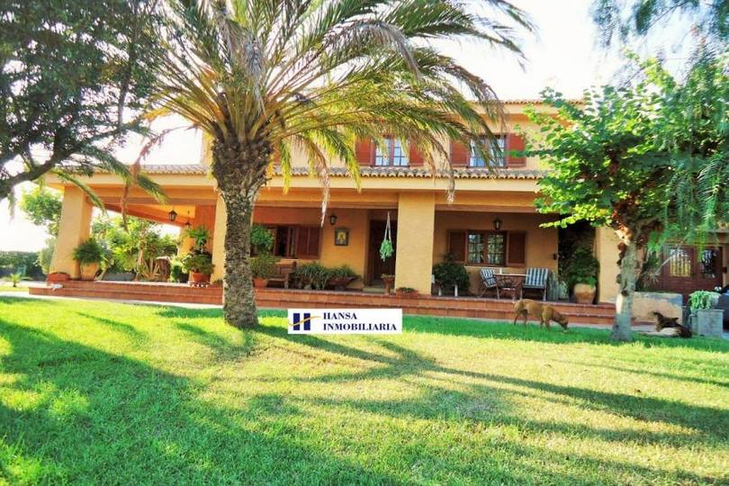 San Vicente del Raspeig,Alicante,España,5 Bedrooms Bedrooms,3 BathroomsBathrooms,Chalets,19036