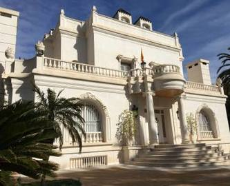 Elche,Alicante,España,7 Bedrooms Bedrooms,9 BathroomsBathrooms,Chalets,19109