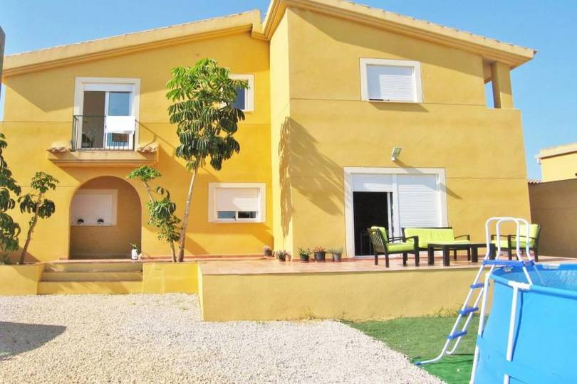 Mutxamel,Alicante,España,5 Bedrooms Bedrooms,3 BathroomsBathrooms,Chalets,19173