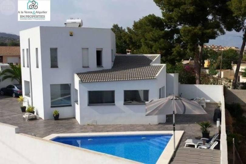 Alfaz del Pi,Alicante,España,3 Bedrooms Bedrooms,2 BathroomsBathrooms,Chalets,19206