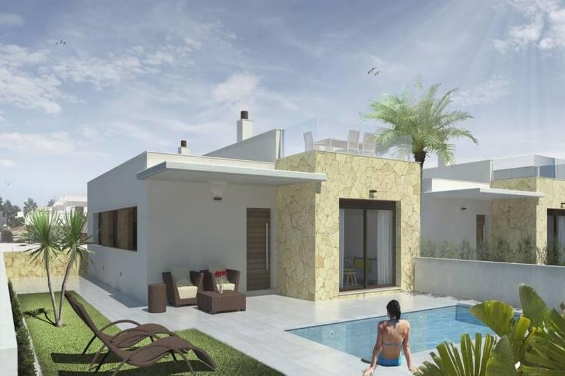 Rojales, Alicante, España, 3 Bedrooms Bedrooms, ,3 BathroomsBathrooms,Chalets,Venta,19213