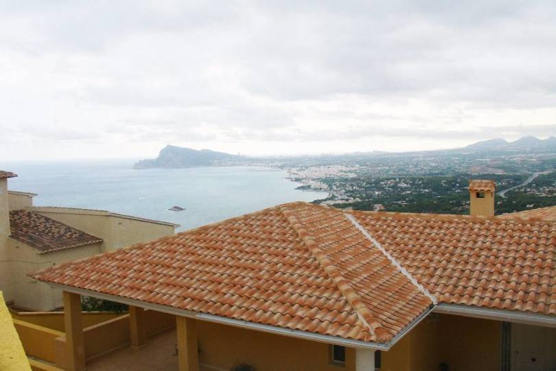 Altea,Alicante,España,5 Bedrooms Bedrooms,5 BathroomsBathrooms,Chalets,19238