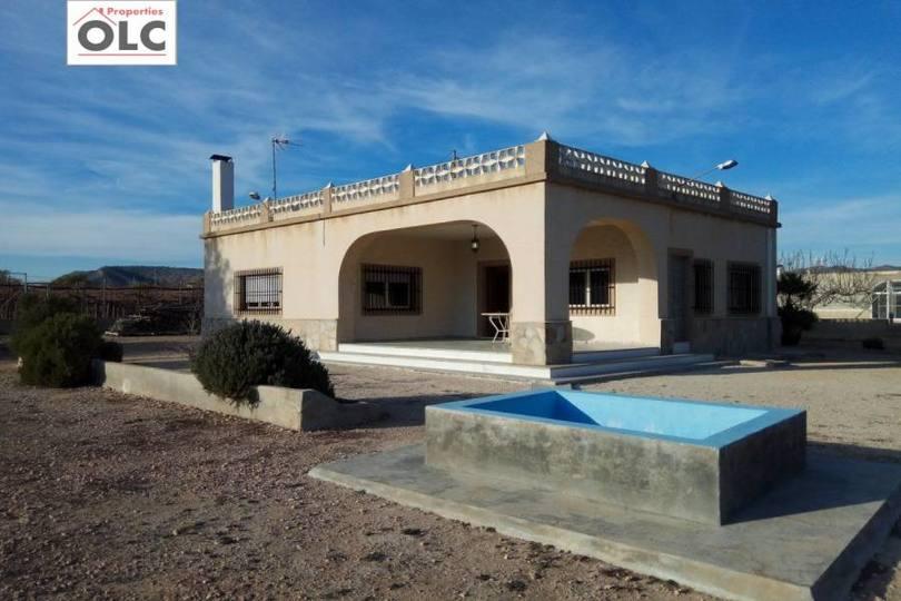 Aspe,Alicante,España,3 Bedrooms Bedrooms,1 BañoBathrooms,Chalets,19241