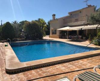 Elche,Alicante,España,7 Bedrooms Bedrooms,3 BathroomsBathrooms,Chalets,19244