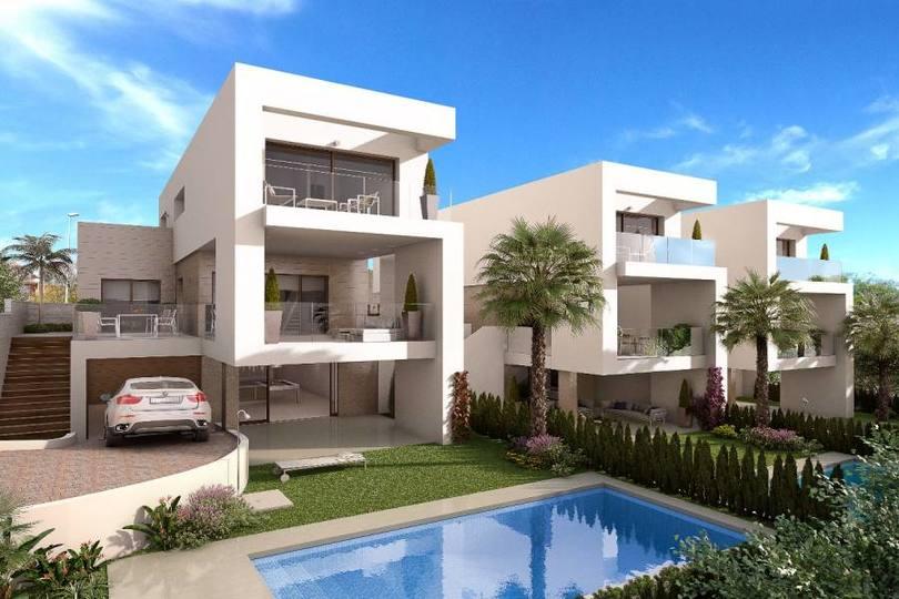 Benijófar,Alicante,España,4 Bedrooms Bedrooms,4 BathroomsBathrooms,Chalets,19328