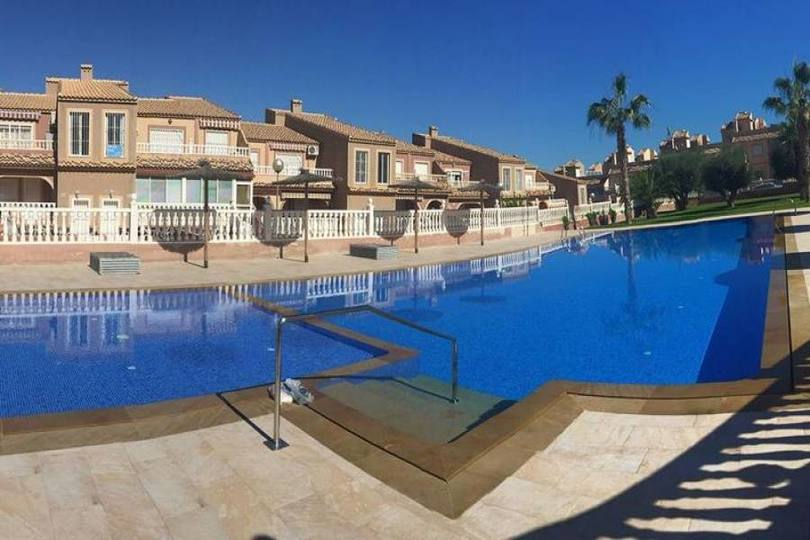 Gran alacant,Alicante,España,2 Bedrooms Bedrooms,2 BathroomsBathrooms,Chalets,19413