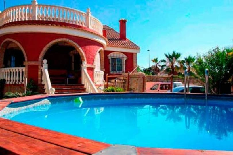 Gran alacant, Alicante, España, 4 Bedrooms Bedrooms, ,3 BathroomsBathrooms,Chalets,Venta,19424