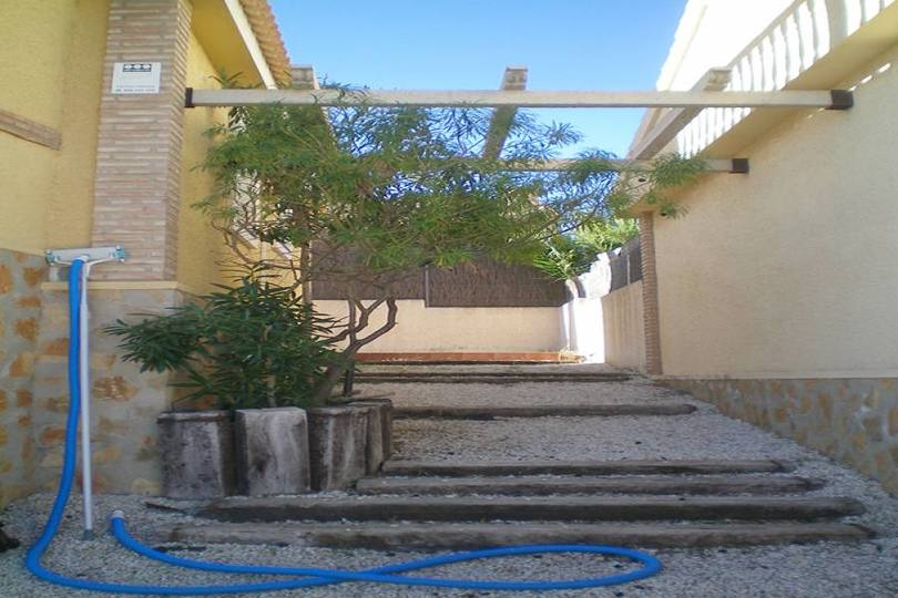 Gran alacant,Alicante,España,3 Bedrooms Bedrooms,2 BathroomsBathrooms,Chalets,19426