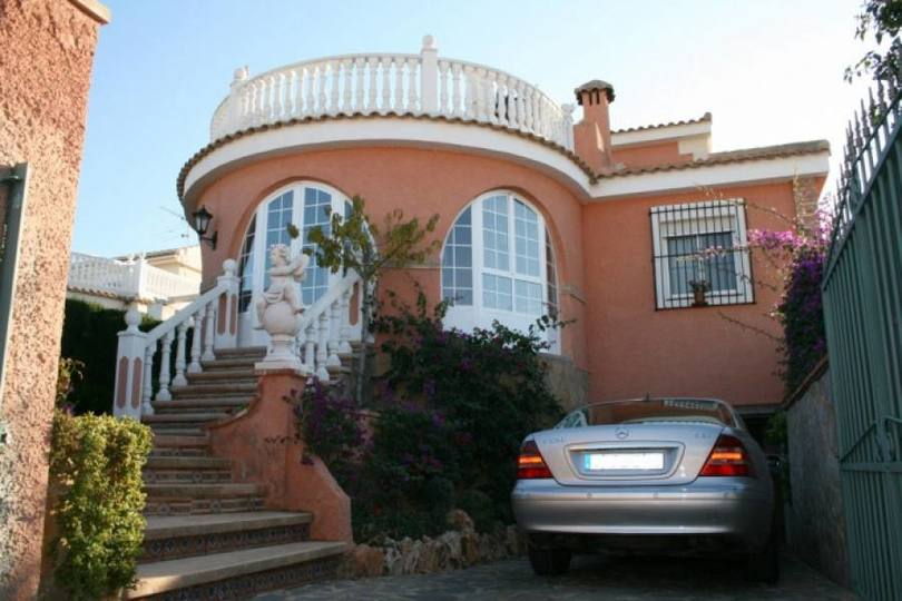 Gran alacant,Alicante,España,3 Bedrooms Bedrooms,3 BathroomsBathrooms,Chalets,19428