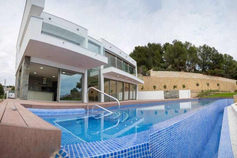 Benissa,Alicante,España,4 Bedrooms Bedrooms,5 BathroomsBathrooms,Chalets,19438