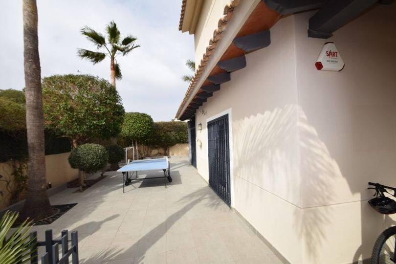 Benidorm,Alicante,España,6 Bedrooms Bedrooms,3 BathroomsBathrooms,Chalets,19441
