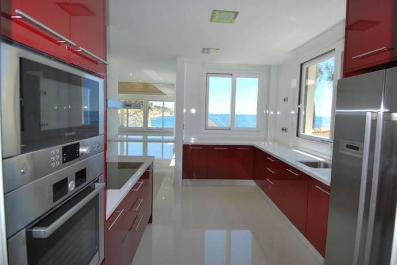Calpe,Alicante,España,3 Bedrooms Bedrooms,3 BathroomsBathrooms,Chalets,19444