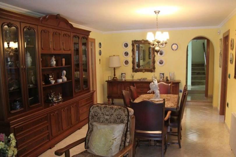 Benidorm,Alicante,España,6 Bedrooms Bedrooms,4 BathroomsBathrooms,Chalets,19445