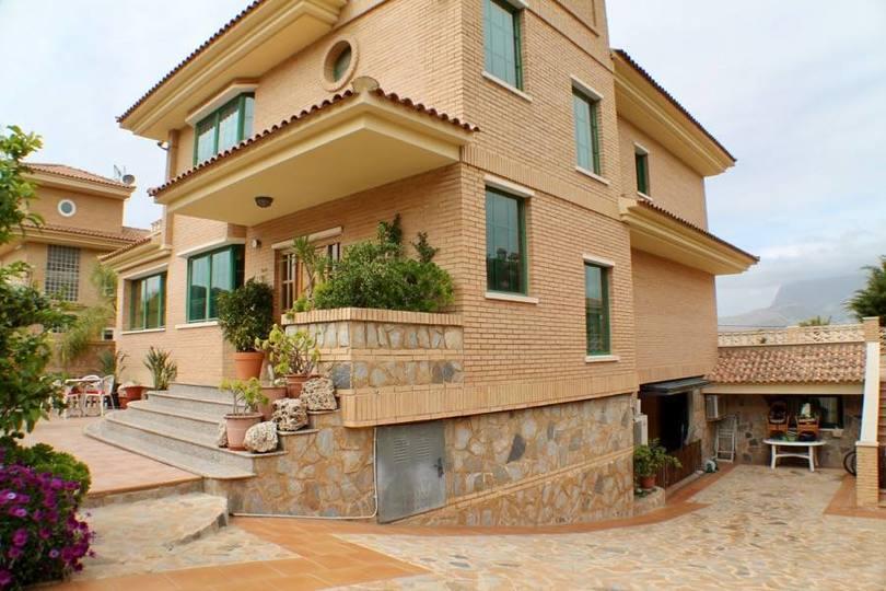 Benidorm,Alicante,España,6 Bedrooms Bedrooms,5 BathroomsBathrooms,Chalets,19459